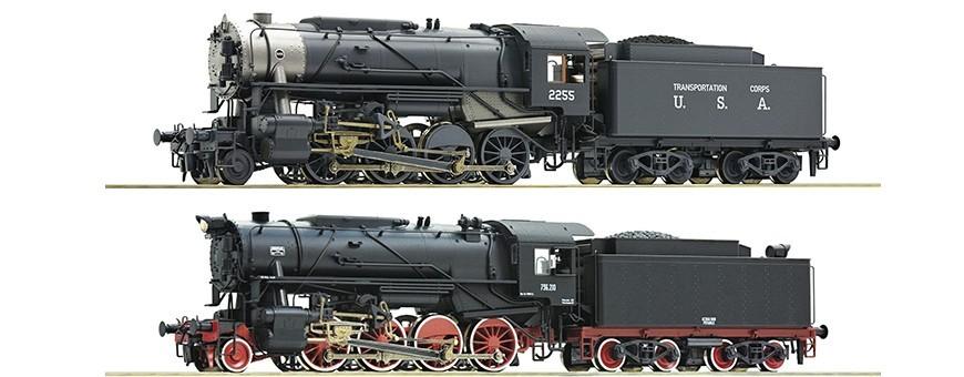 S160 USATC / Gr.736 FS